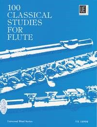 100 Classical Studies by Vester for Flute published by Universal Edition
