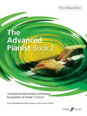 The Advanced Pianist Book 2 published by Faber