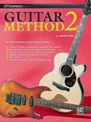 21st Century Guitar Method Book 2 published by Alfred