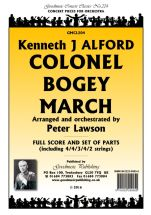 Alford: Colonel Bogey (Arr. Lawson) Orchestral Set published by Goodmusic