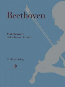 Bach: Concerto in D Opus 61 for Violin published by Henle (Gidon Kremer Edition)
