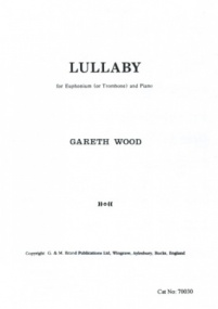 Wood: Lullaby for Trombone or Euphonium published by R Smith