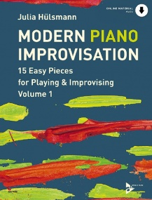 Huelsmann: Modern Piano Improvisation Volume 1 published by Advance