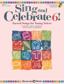 Sing and Celebrate! Book 6 published by Shawnee
