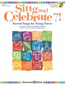 Sing and Celebrate! Book 7 published by Shawnee