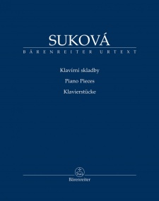 Suková: Piano Pieces published by Barenreiter