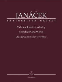 Janacek: Selected Piano Works published by Barenreiter