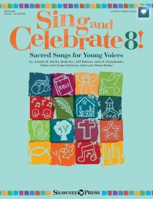 Sing and Celebrate! Book 8 published by Shawnee