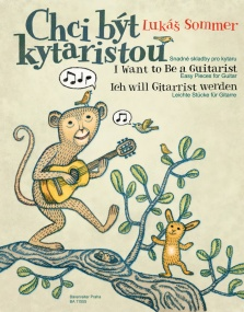 I Want to Be a Guitarist published by Barenreiter