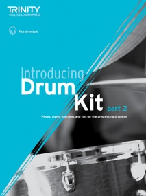 Trinity Introducing the Drum Kit  - Part 2
