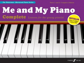Me and My Piano Complete Edition published by Faber