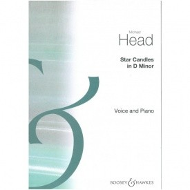 Star Candles In D minor by Head published by Boosey & Hawkes
