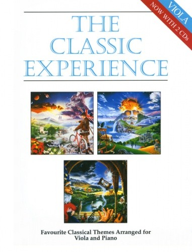 Classic Experience Book & CDs for Viola published by Cramer Music
