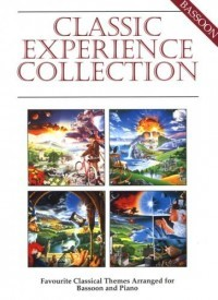 Classic Experience Collection for Bassoon published by Cramer