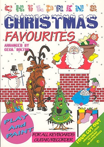 Children's Christmas Favourites for Piano published by Cramer