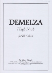 Nash: Demelza for Eb Soloist published by Kirklees
