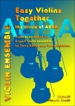 Easy Violins Together - The Music of ABBA published by Phoenix
