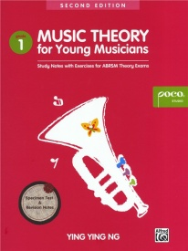 Ng: Music Theory for Young Musicians Grade 1 published by Alfred