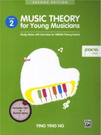 Ng: Music Theory for Young Musicians Grade 2 published by Alfred