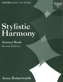 Butterworth: Stylistic Harmony (Answer Book) published by OUP