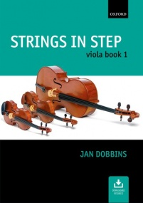 Strings in Step Book 1 for Viola published by OUP