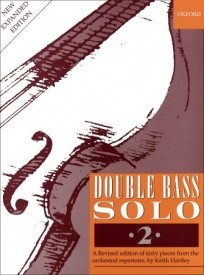 Double Bass Solo 2 published by OUP