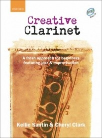 Creative Clarinet published by OUP