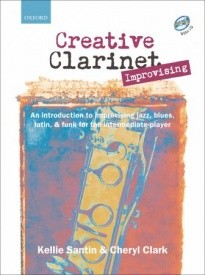 Creative Clarinet - Improvising published by OUP