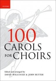 100 Carols for Choirs (Spiral-bound) published by OUP