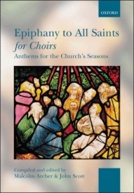 Epiphany to All Saints for Choirs published by OUP