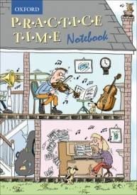Practice Time Notebook published by Oxford University Press