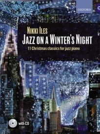 Jazz on a Winter's Night by Iles for Piano published by OUP