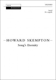 Skempton: Song's Eternity SS published by OUP