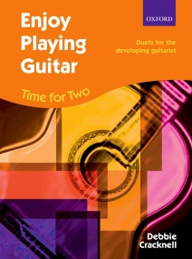Enjoy Playing Guitar : Time for Two + CD published by OUP