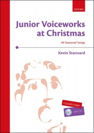 Junior Voiceworks at Christmas published by OUP