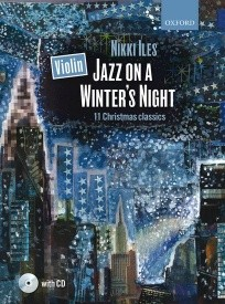 Violin Jazz on a Winter's Night Book & CD published by OUP