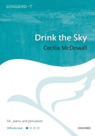 Drink the Sky (SA) by McDowall published by OUP