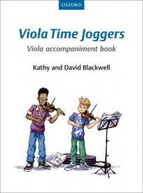 Viola Time Joggers Viola Accompaniment Book published by OUP
