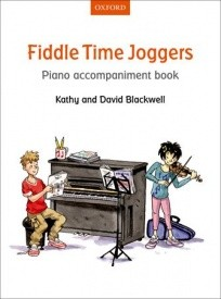Fiddle Time Joggers Piano Accompaniment Book published by OUP