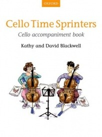 Cello Time Sprinters Cello Accompaniment Cello published by OUP