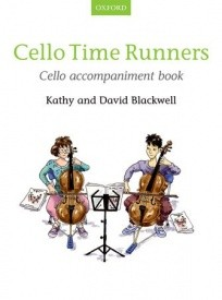 Cello Time Runners Cello Accompaniment published by OUP