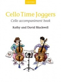 Cello Time Joggers Cello Accompaniment published by OUP