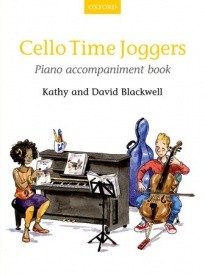 Cello Time Joggers Piano Accompaniment published by OUP