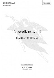 Nowell, nowell! SATB by Willcocks published by OUP