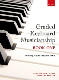 Graded Keyboard Musicianship Book 1 published by OUP