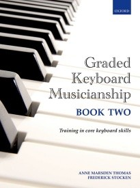 Graded Keyboard Musicianship Book 2 published by OUP