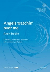 Angels watchin' over me CCBarBar by Brooke published by OUP