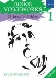 Junior Voiceworks 1 by Stannard published by OUP