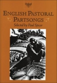 English Pastoral Partsongs published by OUP