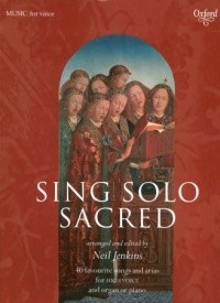 Sing Solo Sacred (High Voice) published by OUP